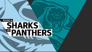 NRL 2016 Round 8  Panthers vs Sharks Highlights