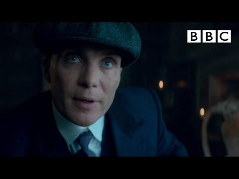 There is God and there are the Peaky Blinders - BBC