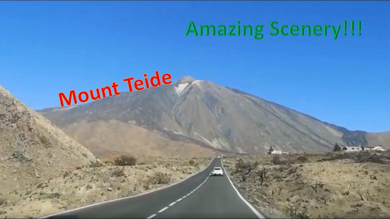 Mount Teide, Tenerife, Canary Islands - YouTube