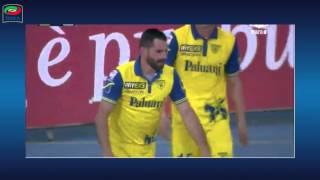 Video Gol Pertandingan Chievo Verona vs Carpi