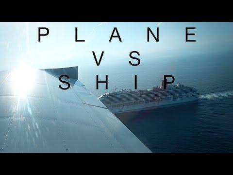 Plane VS Ship