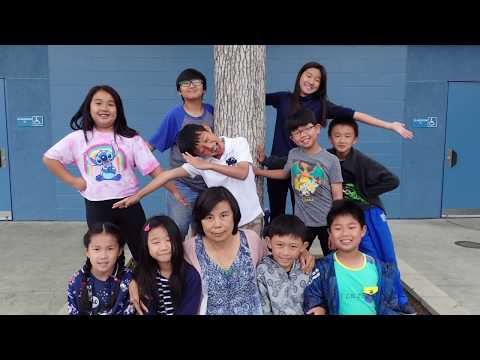 American Chinese School Saturday Class 2017 2018