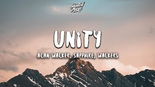 Download lagu Alan Walker - Unity (Lyrics) ft. Walkers