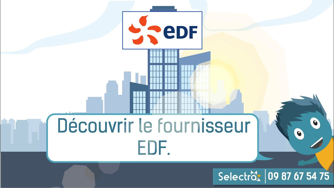 edf comparatif des offres d lectricit et de gaz youtube. Black Bedroom Furniture Sets. Home Design Ideas