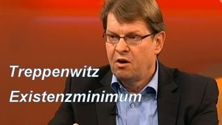 Ralf Stegner (SPD) über das Existenzminimum