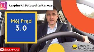 Mój Prąd 3.0 - aktualizacja informacji o dofinansowaniu #fotowoltaika #fotowoltaikpolska  #mójprąd