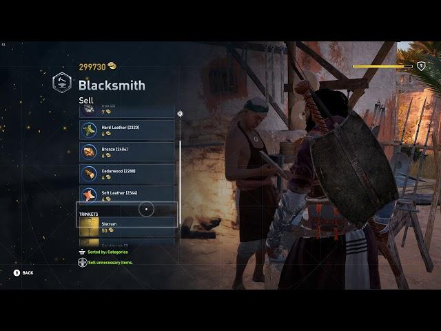 assassins creed origins add xp cheat