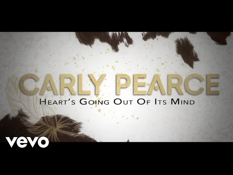 Carly Pearce Extols the Thrill of Love in New Song 'Heart's Going Out of Its Mind'
