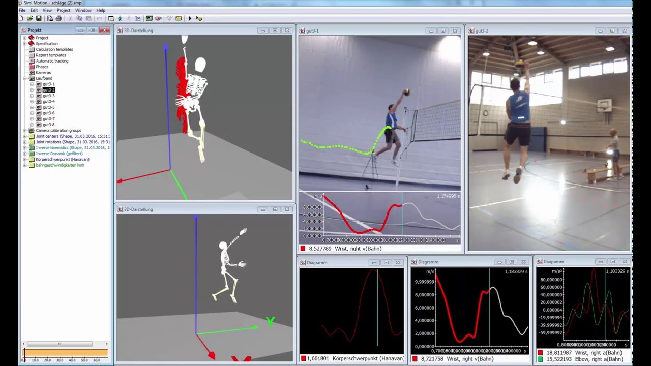 volleyball video analysis Video capture devices and options for golf and sports video analysis use analog video cameras, hd camcorders, and other devices with your golf and sports video analysis software.