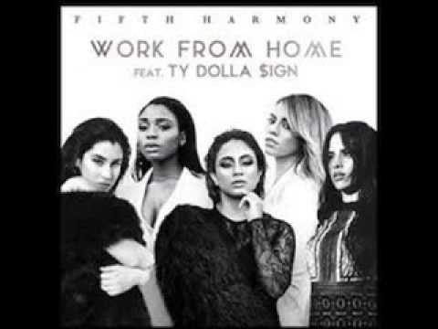 Fifth harmony// work from home// 1 hour