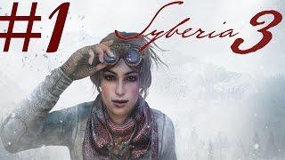 Syberia 3 Walkthrough part 1