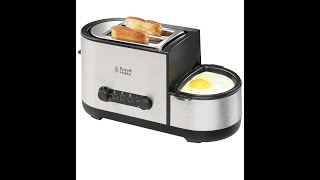 Russell Hobbs 3 in 1 toaster b…