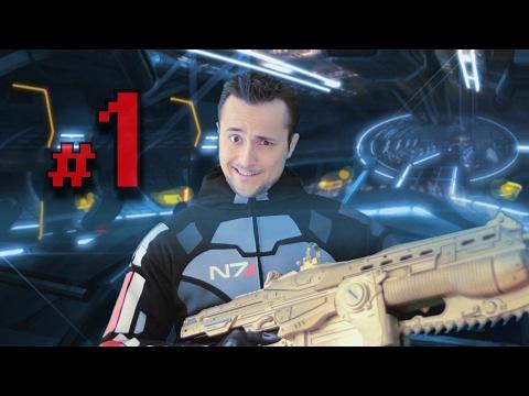 Une Masse Infecte - Mass Effect #1 - Benzaie Live