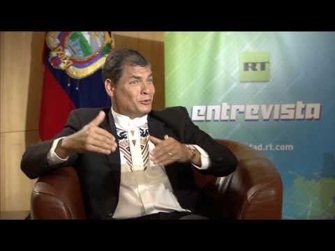 Correa: Current world order not simply unfair, it's immoral (RT Exclusive)