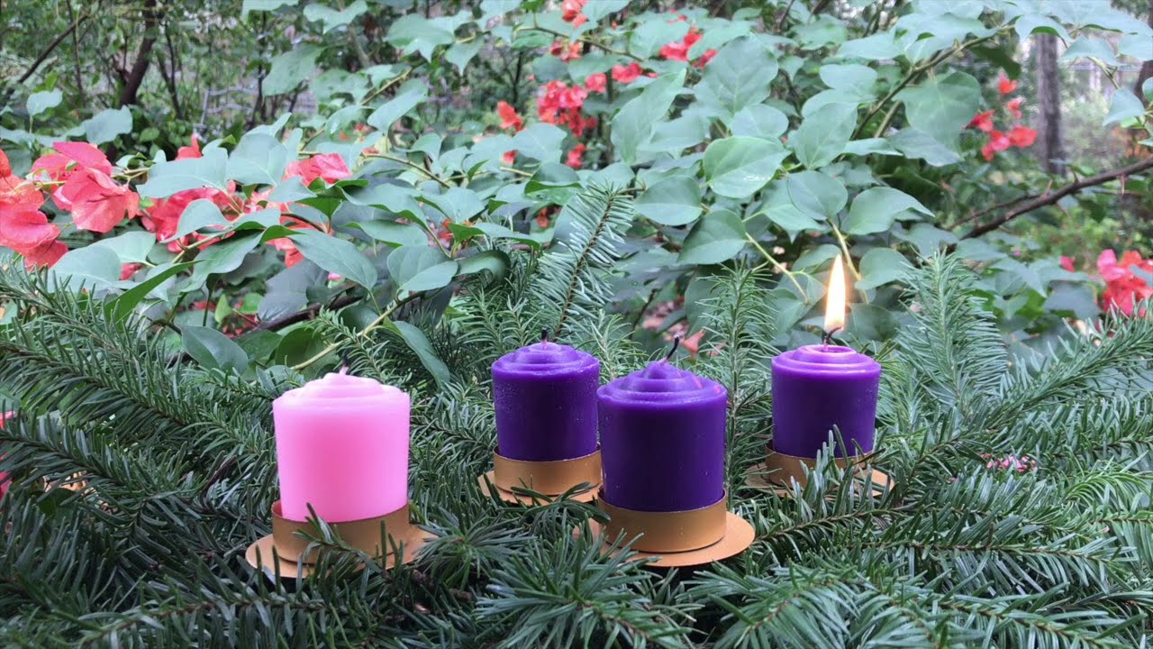 Answering the Call - Monday the First Week of Advent