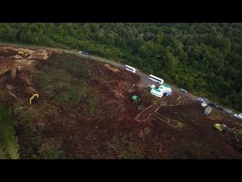 Forest Growers Research - New Harvesting Developments Demo - Rotorua 2017