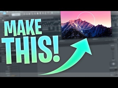 How To Make Videos Like TRAP NATION In FL STUDIO! (Visualizer Video Tutorial)