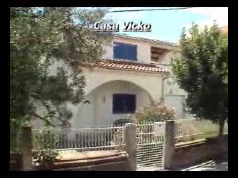 Vodice - Casa Vicko - samostojeća kuća katnica u mediteranskom stilu na prodaju