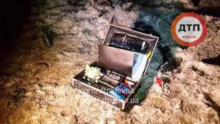 02.02.2017 ДТП КИЕВ КОСЕНКО АВТОУГОНЩИКИ ПОГОНЯ 2