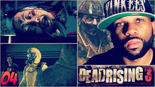 Dead Rising 3 Gameplay Walkthrough Part 4 - Harry Zhi Wong - Made in America