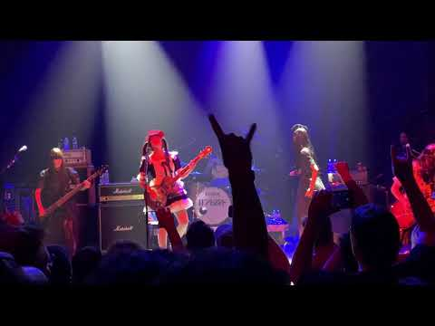 BAND-MAID - Real Existence(LIVE) @ Gramercy Theatre, NYC 9/26/19
