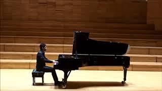 A. GINASTERA: Rondó sobre temas infantiles argentinos, Op. 19 - Javier Villegas