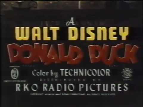 Rugged Bear 1953 Original Opening And Closing Les