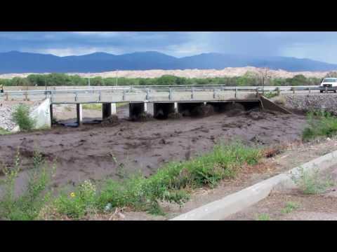 #4   Santa Clara Pueblo Flash Flood Event   01 Sept 2013