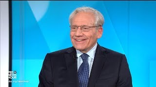 Trump 'doesn't understand the basics,' says 'Fear' author Bob Woodward
