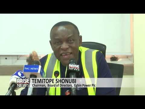 NNPC, EGBIN COLLABORATE TO BOOST NIGERIA'S POWER SECTOR - ARISE NEWS REPORT