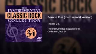 Born to Run (Instrumental Version)