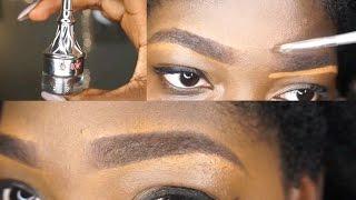 eyebrows on fleek with benefit ka brow   review