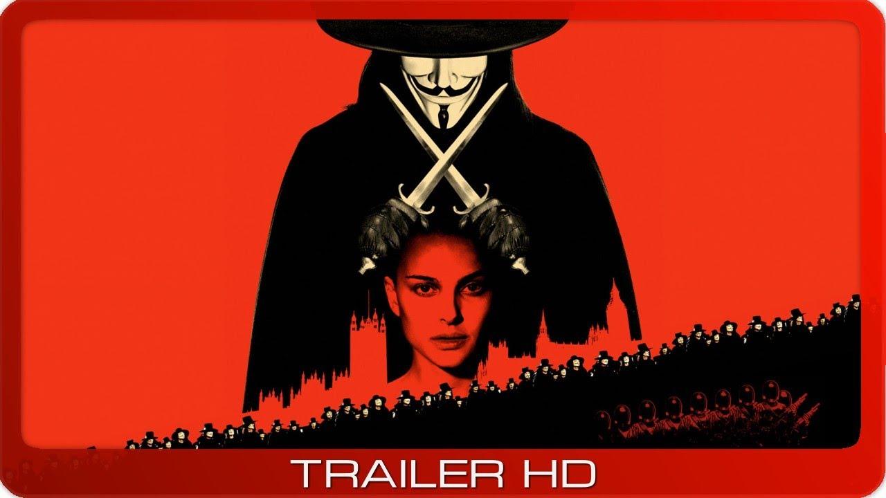 V wie Vendetta ≣ 2006 ≣ Trailer