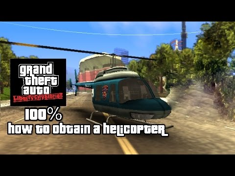 gta how to get a helicopter