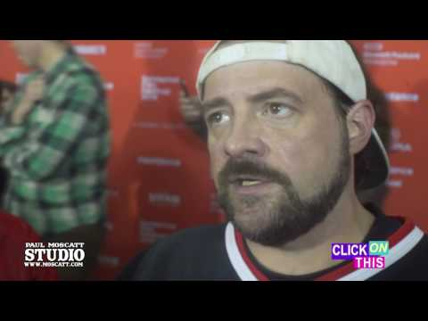 Sundance 2016 |  Kevin Smith Interview | Yoga Hosers
