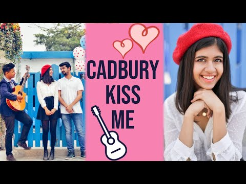 Cadbury Kiss Me Song Cover   Sejal Kumar