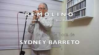 SYDNEY BARRETO - Remolino (Alfredo de Angelis / Jose Rótulo)