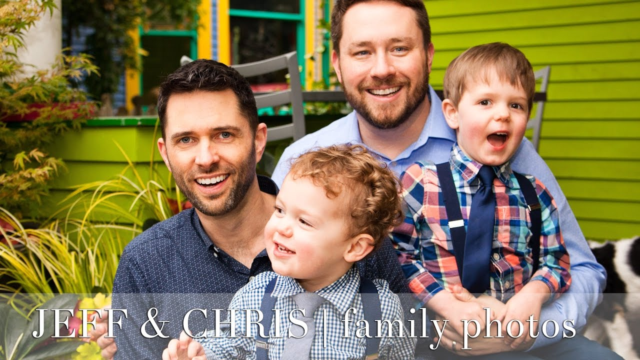 JEFF & CHRIS || family photos || SCOTT & ANASTASIA photography