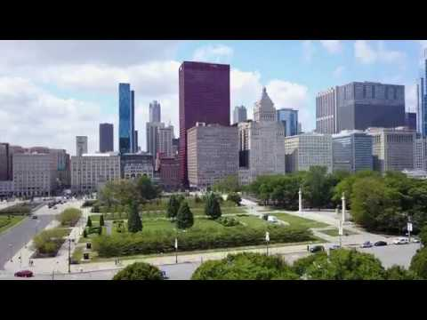 DJI Mavic Drone Across America with ABC Solar Radio Commercials
