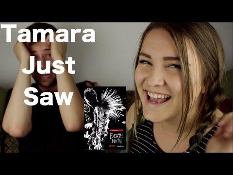 Death Note (2017) - Tamara Just Saw