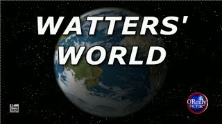 07-01-13 Watters' World on The O'Reilly Factor - Taxi Driver