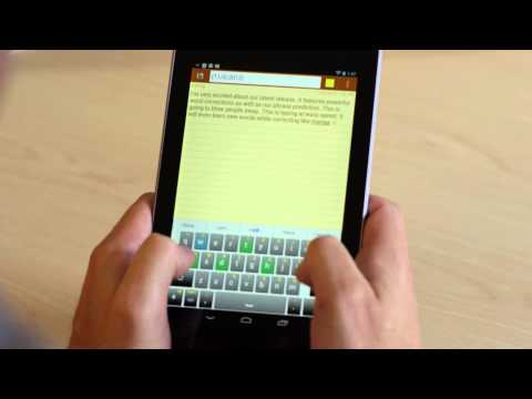 Auto Correct -  IKnowU Keyboard For Android Tablets
