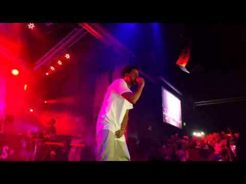 J. Cole - Fire Squad Live at The Observatory
