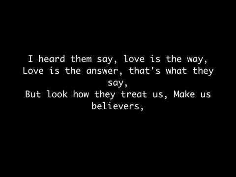 K'naan - Wavin' Flag (Official Lyrics Video)
