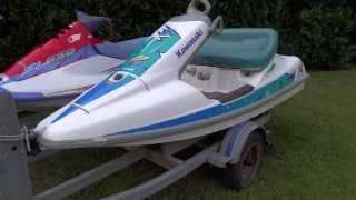 1993 Kawasaki Sport Cruiser For Sale
