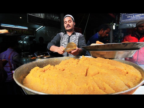 Muslim Indian Street Food Tour in Old Delhi, India | HUGE Mughlai Breakfast Tour!