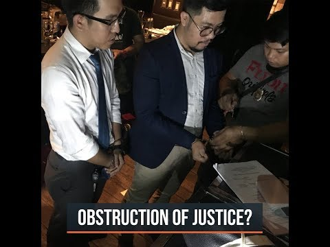 Cops detain lawyers monitoring inventory of raided Makati bar