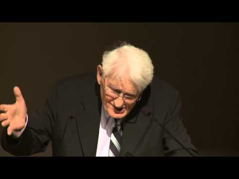 Distinguished guest lecture by Jürgen Habermas at KU Leuven