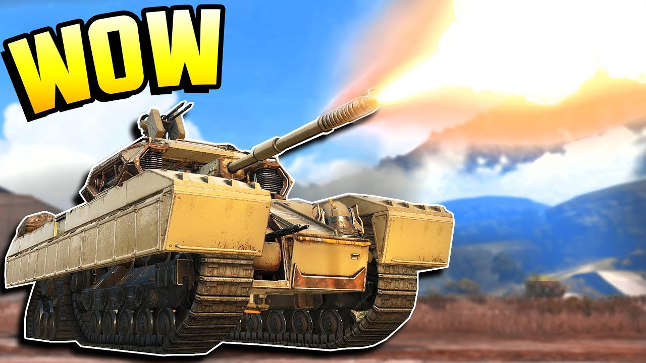Crossout - WOW! THIS BUILD IS AMAZING! One Of The Best ...