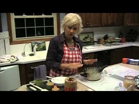 No Bake Peanut Butter Rice Krispie Cookies From Cooking With Chris